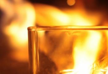 Brandwerende glas