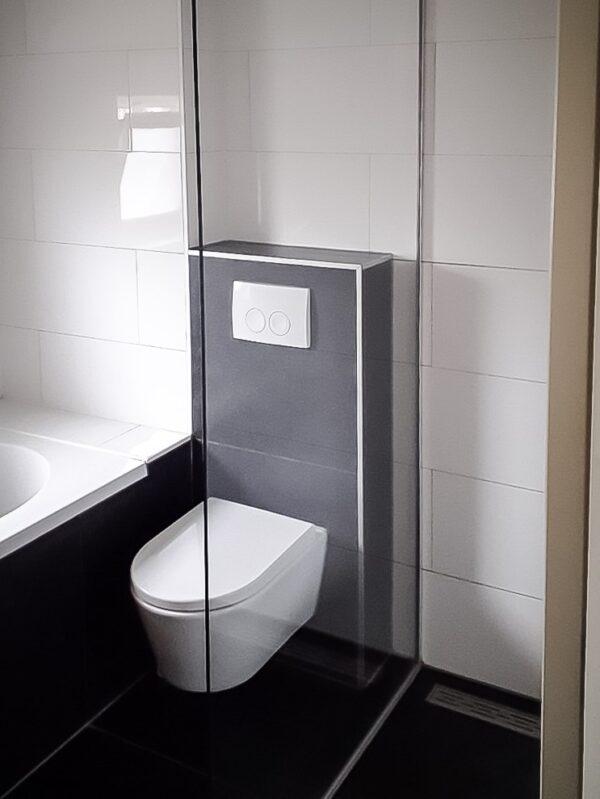 Glazen douchewand zelf monteren? Bestel bij ons een compleet montageset